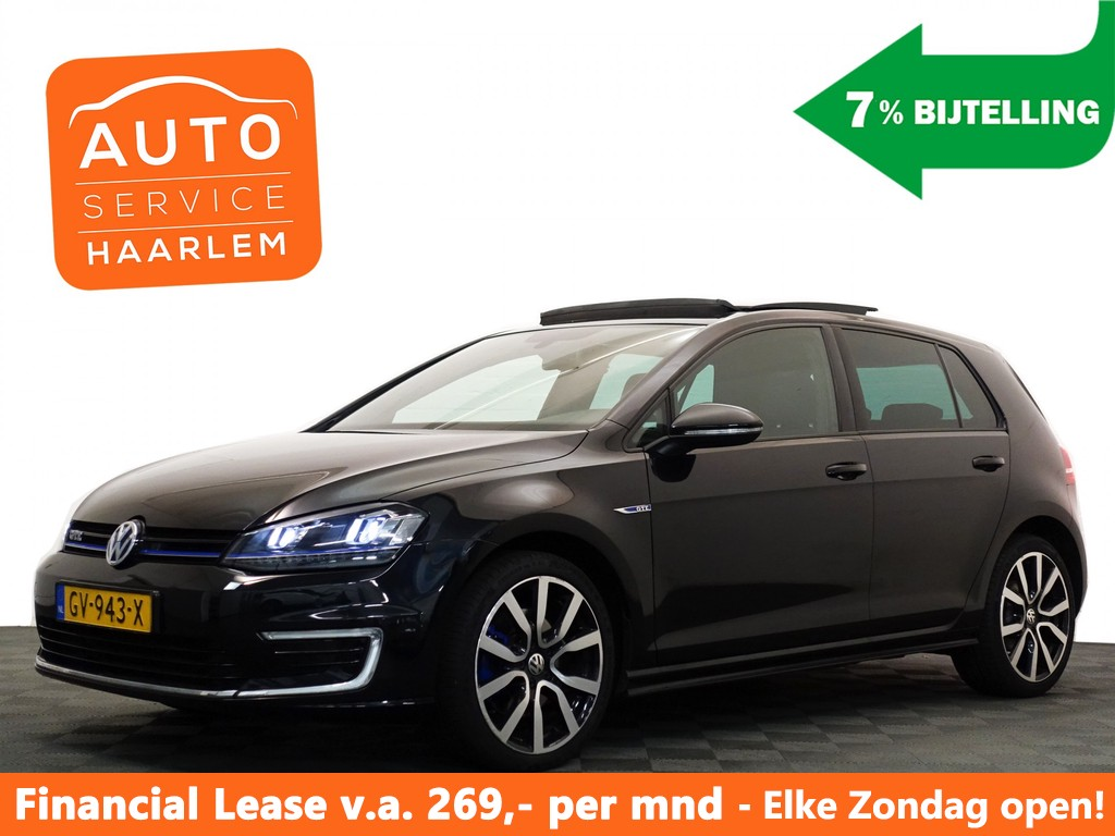 Volkswagen Golf 1 4 Tsi Gte Hybrid Dsg7 Panodak Led Xenon N